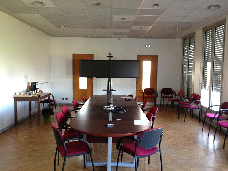 Salle Durandeau