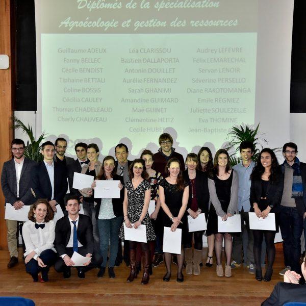 Promo 51 Agroécologie et gestion des ressources
