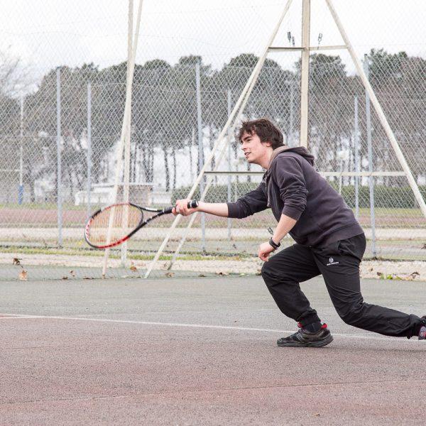 Tennis – coup droit