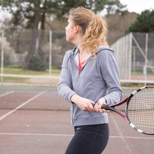 Tennis – revers