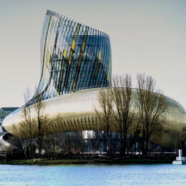 La cité du vin : ouverture d'un espace d'exception