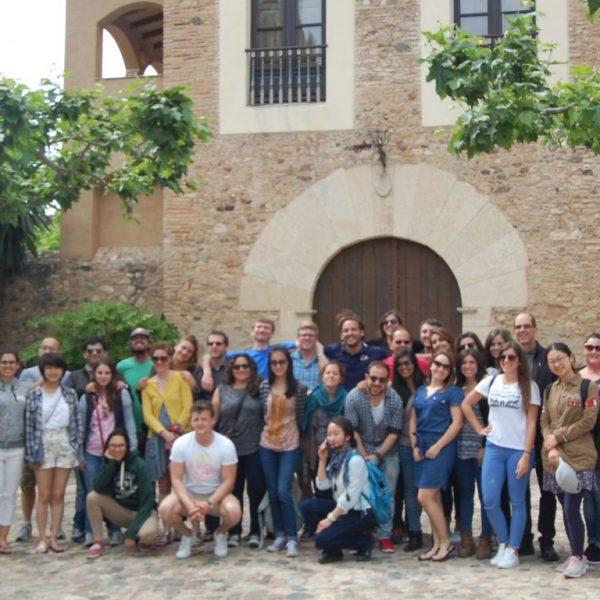 32 étudiants internationaux se forment à la viticulture bordelaise