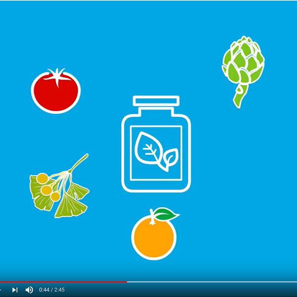 """Nouveaux teasers des DU """"Agronomie des plantes à valeur santé"""" et """"Compléments alimentaires"""""""