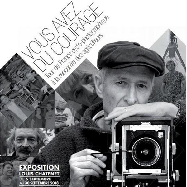 """Expo photo """"Vous avez du courage"""" –portraits d'agriculteurs"""