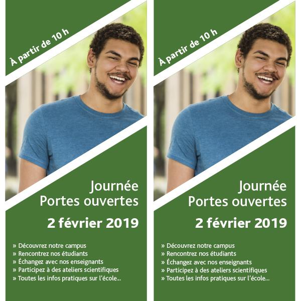 Journée Portes ouvertes le 2 février 2019