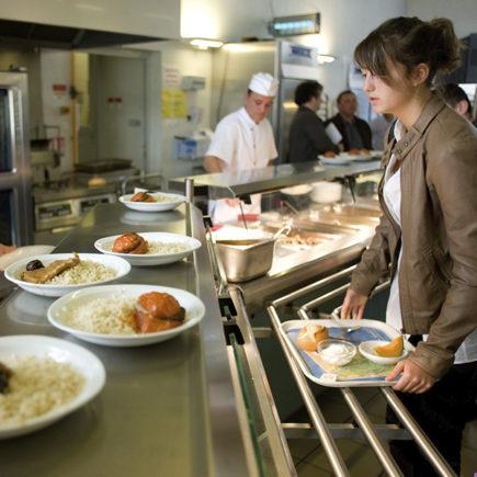 """Mieux manger dans les lycées : les 3A """"ANS"""" planchent sur le sujet"""