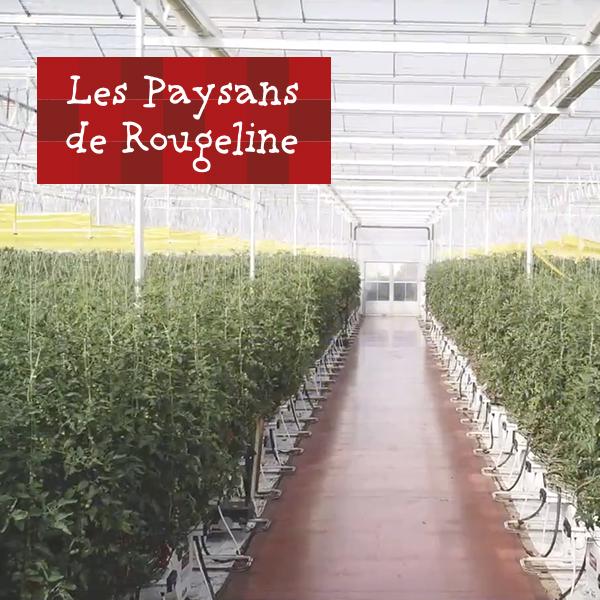 """Partenariat avec """"Les Paysans de Rougeline"""" : déjà 4 ans !"""