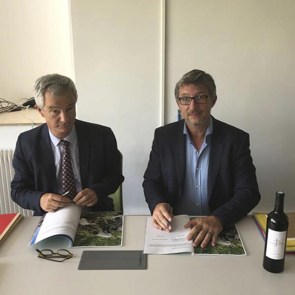 Signature du COP 2019-2023