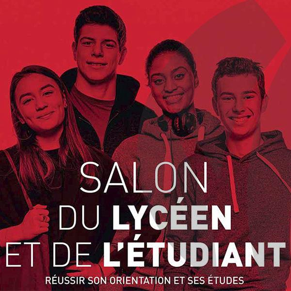 [SALON] Du 14 au 16 janv. 2021 Salon du lycéen et de l'étudiant –Nouvelle-Aquitaine {virtuel}