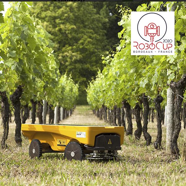 [RoboCup 2020] Farming @Robocup, la robotique agricole à l'honneur !