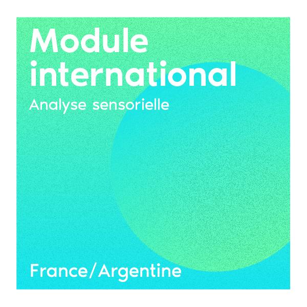 [International]Nouveau module d'enseignement France/Argentine sur l'analyse sensorielle